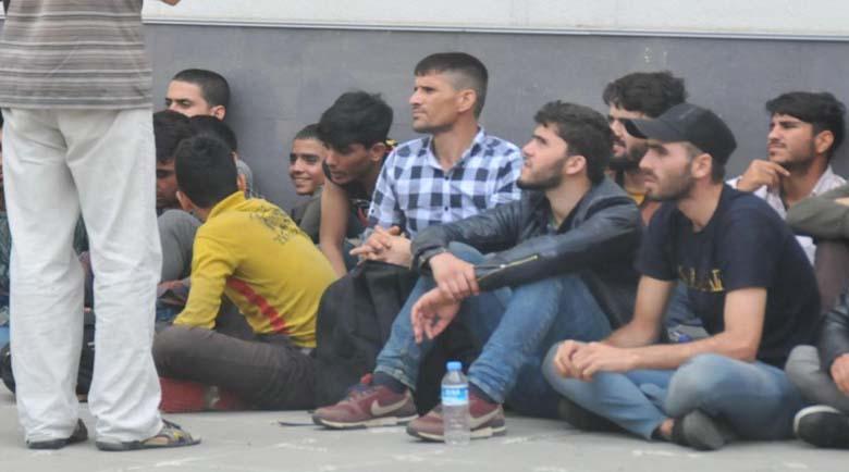 Спипаха баща и син гърци да прекарват бежанци през България