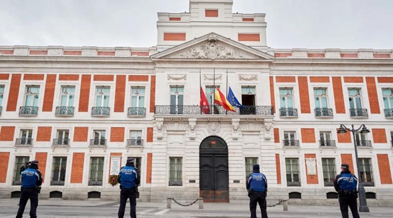Мадрид е под строга карантина от снощи