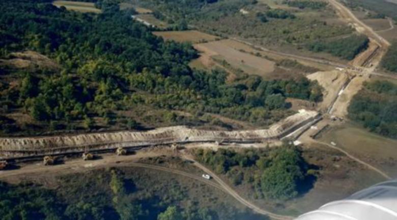 """Приключи строителството на """"Балкански поток"""", свързани сме със Сърбия"""