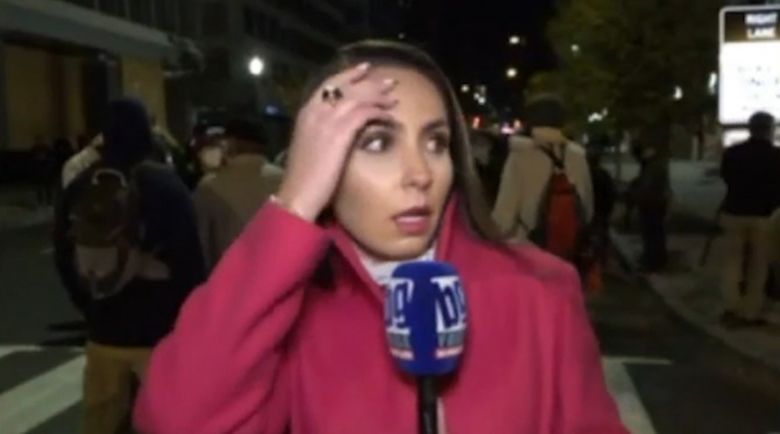 Нападнаха българска репортерка във Вашингтон