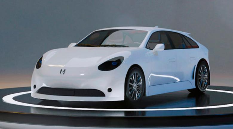 Луксозна руска марка стъпи на пазара на електомобили