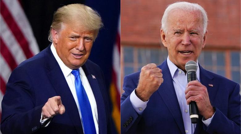 Джо Байдън: По-добре е без Тръмп на церемонията
