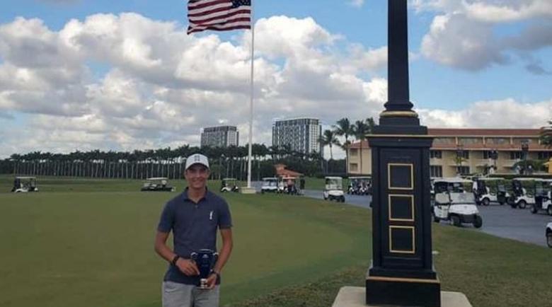 Наш тийнейджър стана втори в САЩ по голф