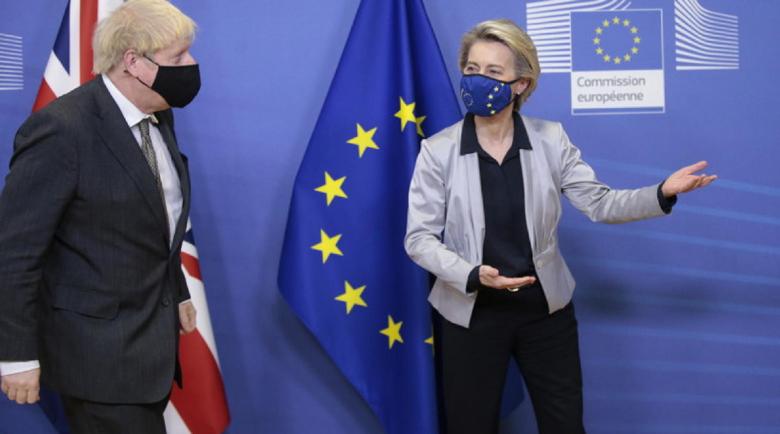 Без разбирателство за Брекзит между Джонсън и Фон дер Лайен