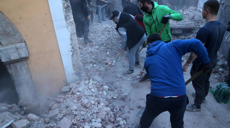 Хърватия брои щетите след опустошителния трус