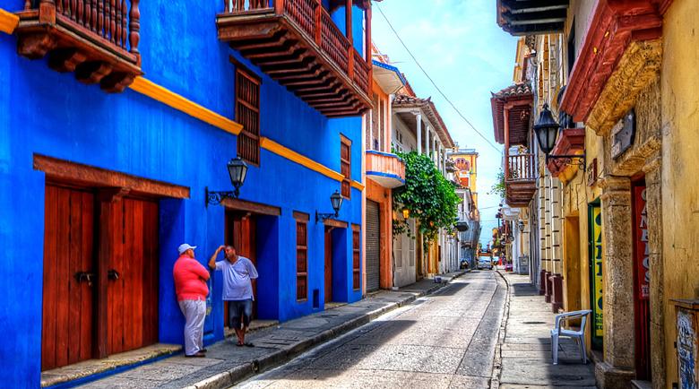 """Най-колоритното """"бижу"""" на Колумбия: Домът на един от най-известните писатели в света"""