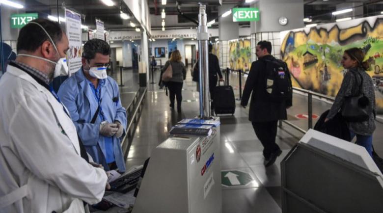 Италианец заразен с новия щам на коронавируса