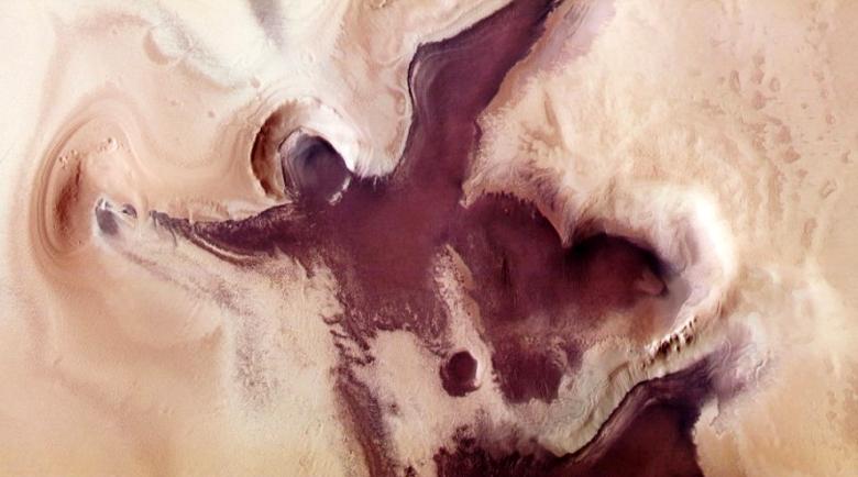 Европейската космическа агенция: Ангел се появи на Марс