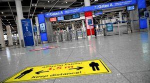Германия спря пътническите превози от страни с новооктрити щамове