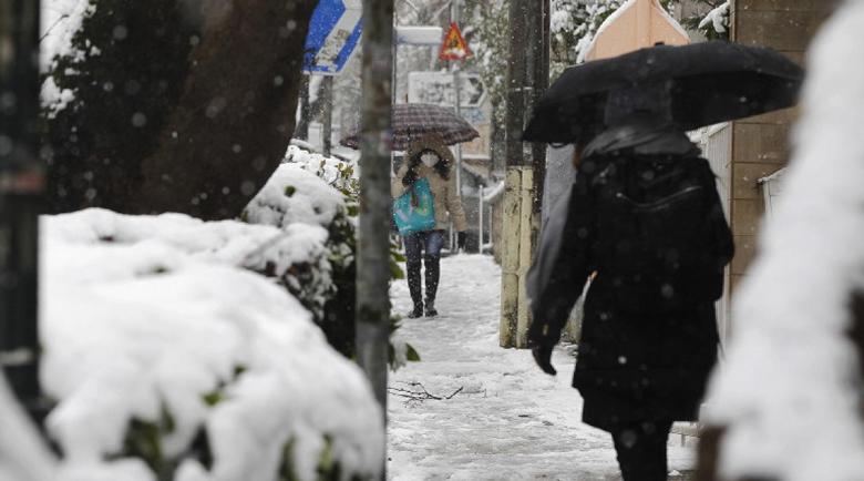 Студът уби най-малко трима души в Гърция
