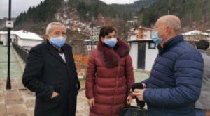 Дариткова в Баните: На прав път сме, подкрепете ни