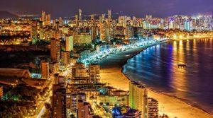 Плажовете в Испания- разграфени и с резервация
