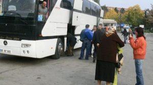 По-малко автобуси от Турция за изборите в Кърджалийско