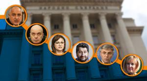 ГЕРБ-СДС печели в 24 от 31 избирателни района