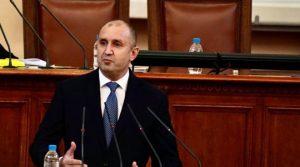 Радев назначи служебно правителство от 12 май и разпуска парламента