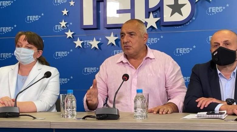Бойко Борисов: Целта на проверката на прокурорите съм аз