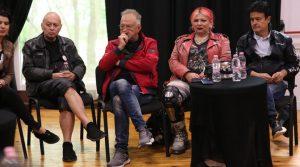 Тома Биков и Александър Иванов от ГЕРБ проведоха среща с независими артисти