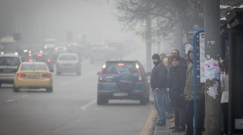 Мръсният въздух у нас е убил 60 000 човека само за 4 г.
