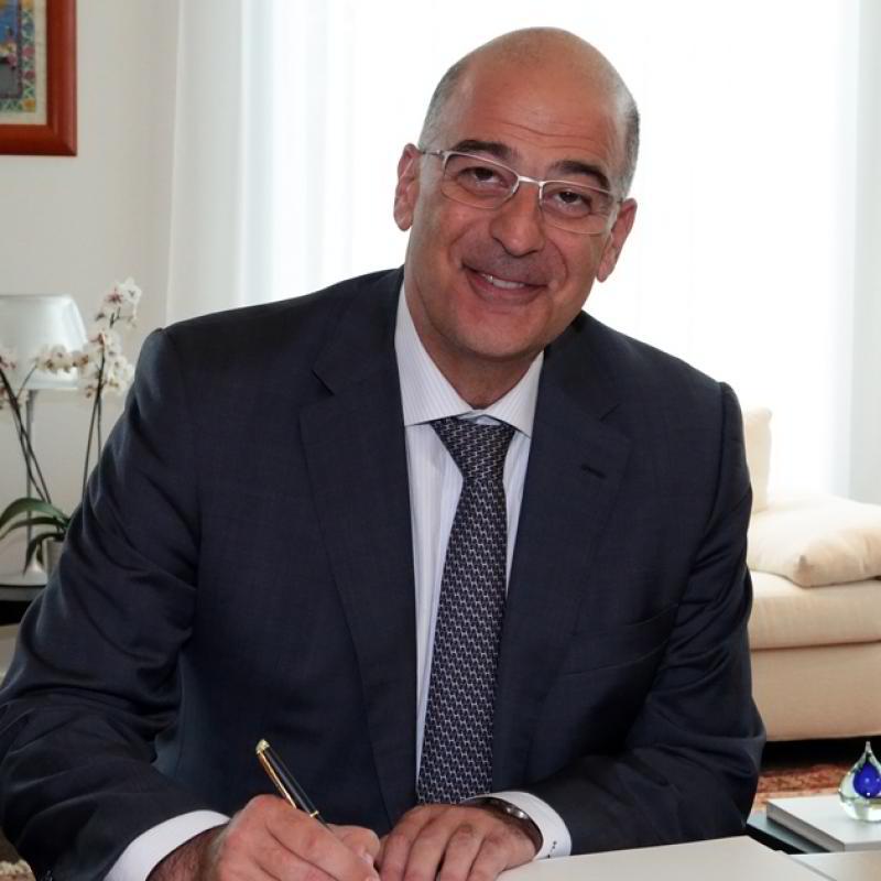 Дендиас се срещна с посланика на България