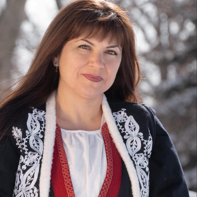 Българка пя народни песни в Библиотеката на Конгреса в САЩ