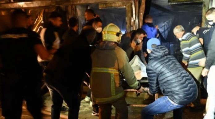 Ужас в Тетово: Загиналите в горящата болница са над 30