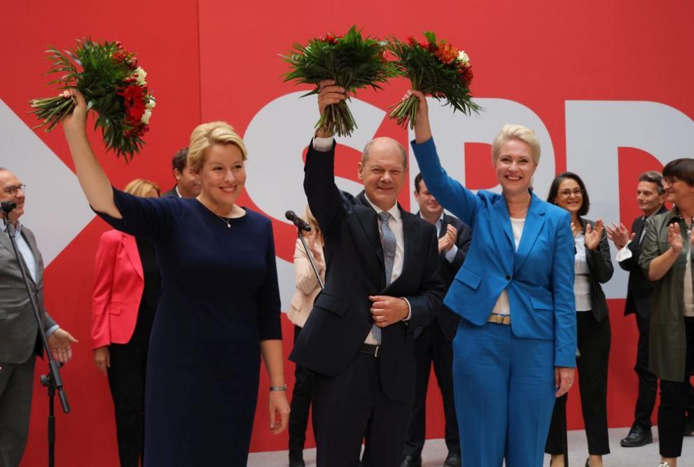 Берлин за първи път ще има жена за кмет