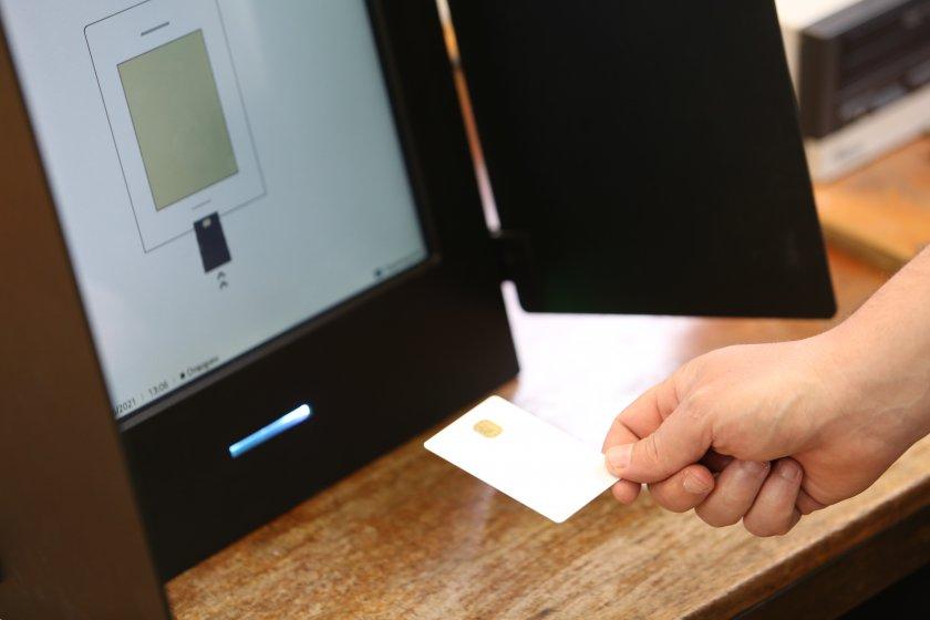 Няма да се изисква зелен сертификат за гласуване на изборите