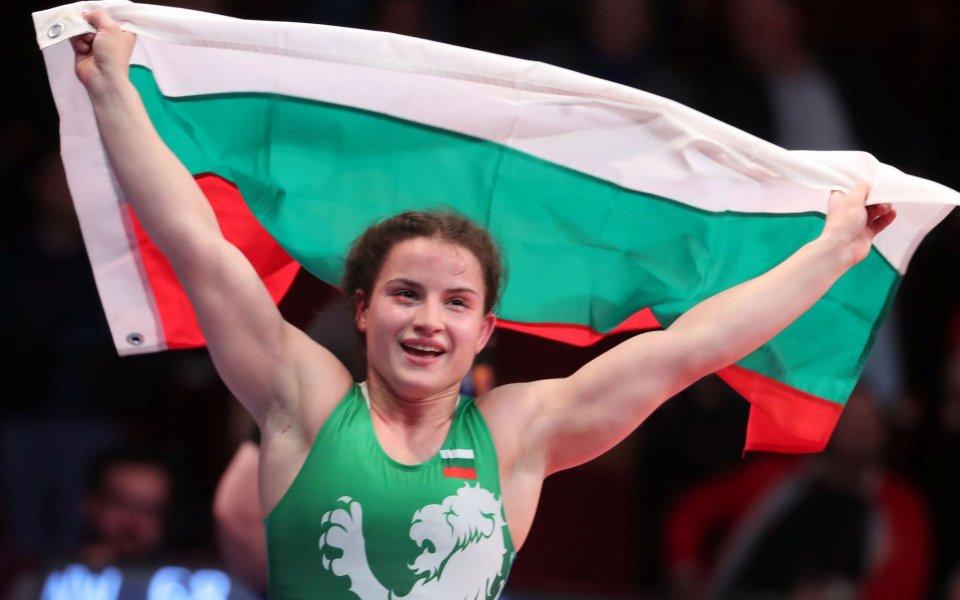Биляна Дудова, която знаеше, че ще победи, и го направи